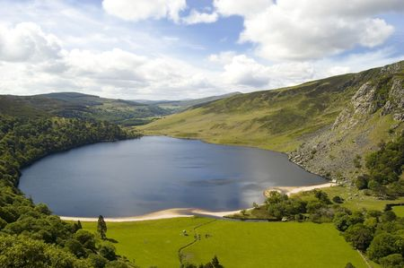 gaelic: Lake in Ireland