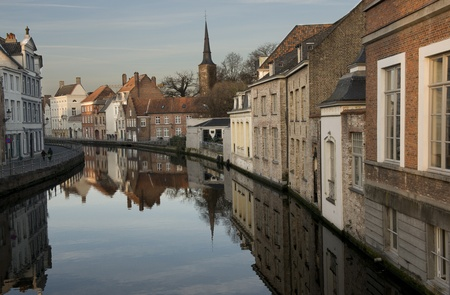 flemish region: Bruges is the capital and largest city of the province of West Flanders in the Flemish Region of Belgium  It is located in the northwest of the country