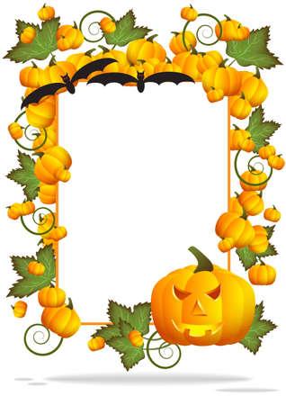 tarjeta de felicitaci�n de Halloween