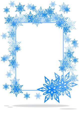 Tarjeta de felicitaci�n para Navidad y A�o Nuevo