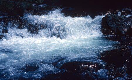 Jordan Creek Rapids Stock Photo