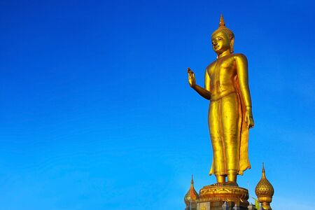 handsign: Buddha at Hatyai, Songkhla, Thailand