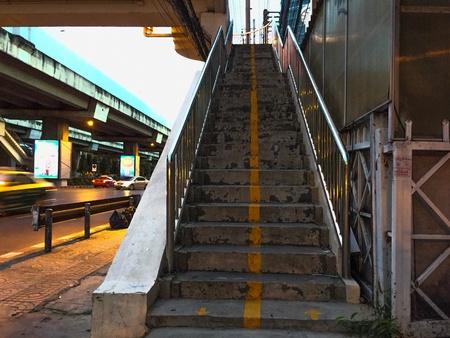 The overpass Stock Photo