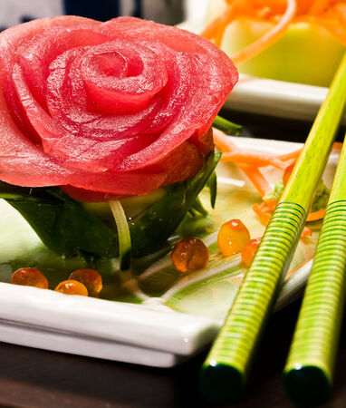 asian cuisine Imagens - 29691920