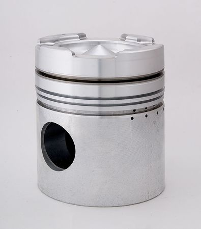 Close up shot of a piston photo