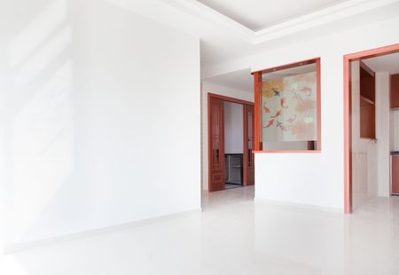 Part of newew empty livingroom Stock Photo - 6030054