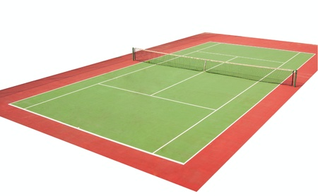 hard bound: tennis court - Hardcourt
