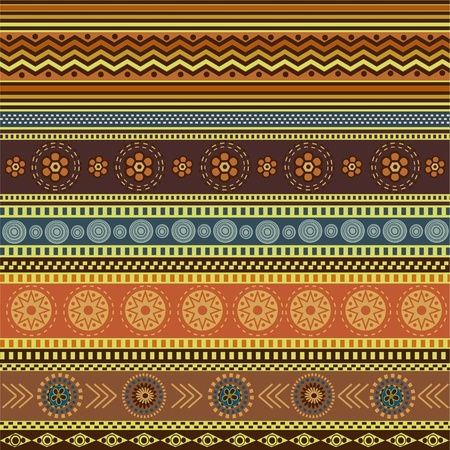 Ethnic pattern Stock Vector - 15775302