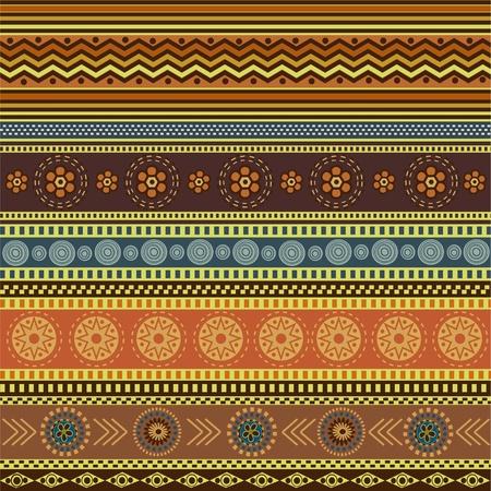 Motif ethnique Illustration