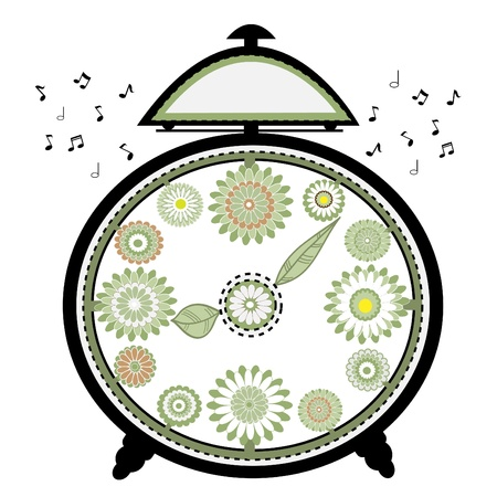 Alarm clock Stock Vector - 15858257