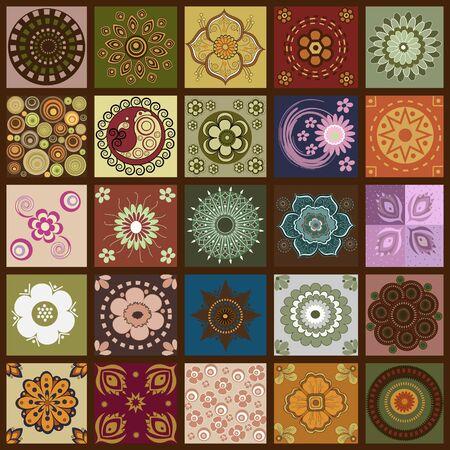 25 patterns