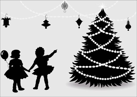 Christmas Eve Stock Vector - 15995698