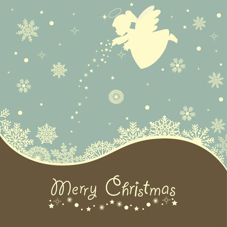 Christmas  background Stock Vector - 16424681