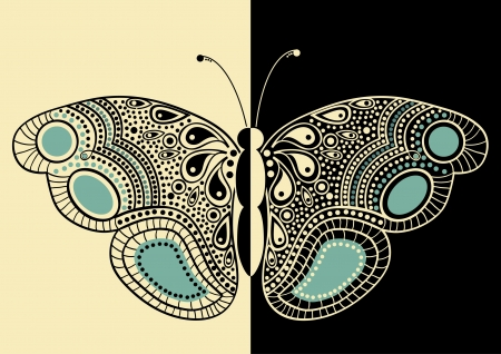 R?sum? papillon
