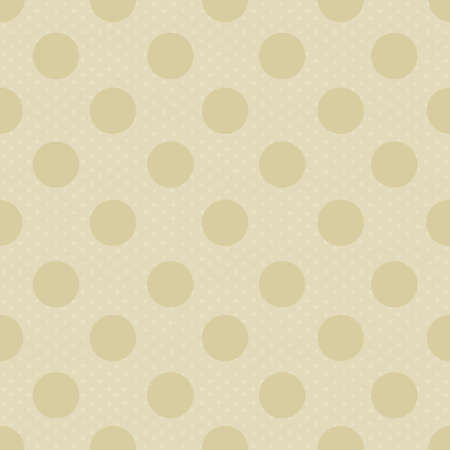 polka dot pattern: Abstract seamless polka dot pattern