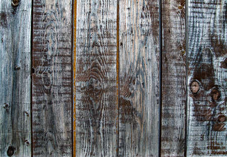 Beautiful old wooden planks with aging effects