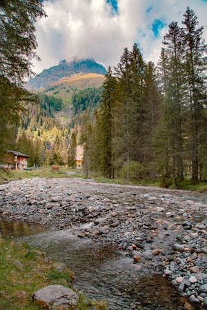Nature landscape for adventure, hiking and recreational tourism Archivio Fotografico