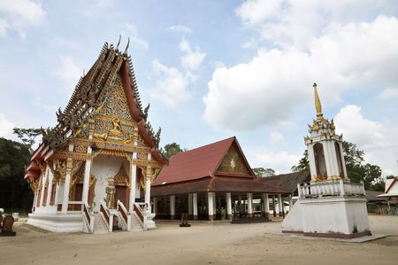 Crurch Temple Country Thailand
