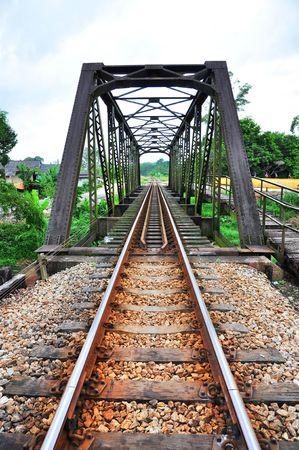 stringent: Iron Bridge Long Rail