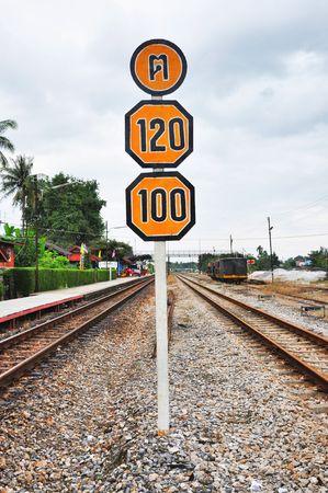 foreshadow: Thailand Tab Label Train
