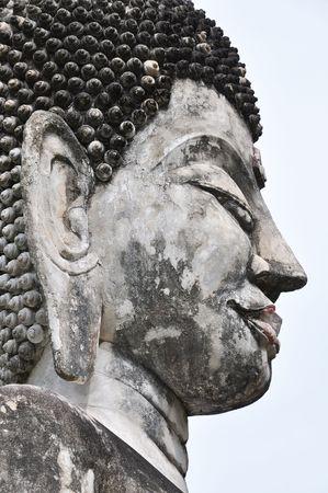 ism: Buddha Head Flank Imagery