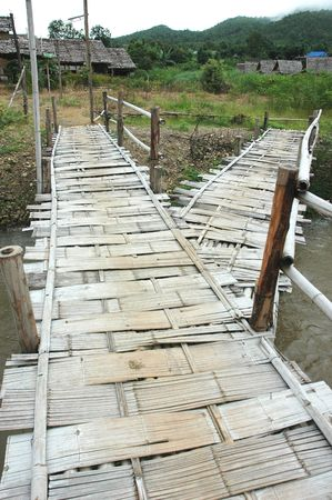 Bamboo Branch Bridge