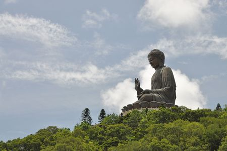 Big Buddha Mountain