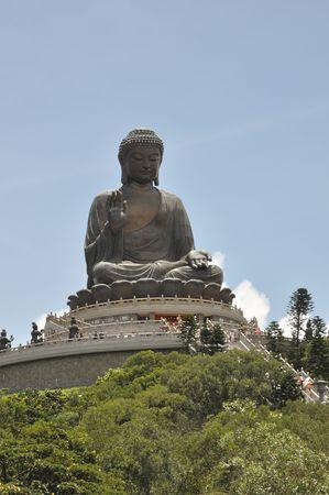 Big Buddha Statue Hill