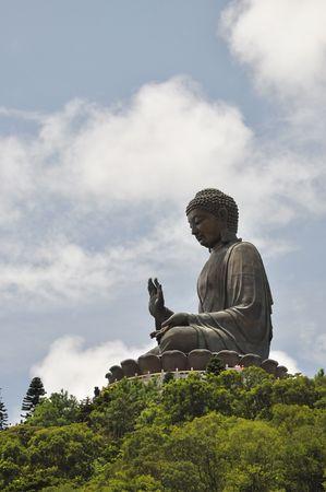 objectivity: Big Buddha Statue Mountain