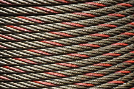 punctuate: Cable Steel Line Punctuate
