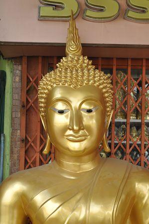 objectivity: Buddha New Brass Head