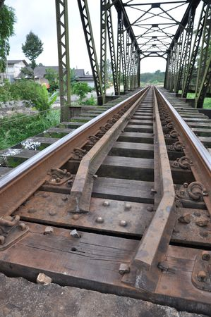 stringent: Rail Rust Chock Last