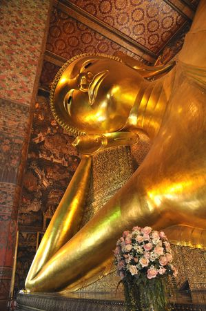Big Buddha Sleep Face Shore