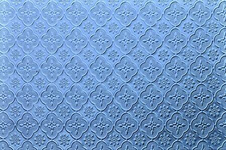 Blue Glass Background Pattern Transparent