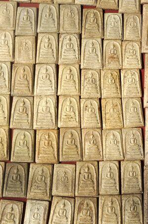 Many Small Buddha Image