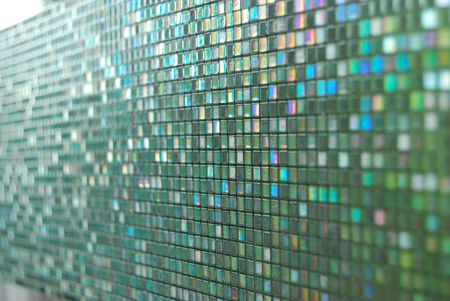 Glass Pattern Background Mosaic