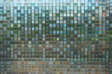 Mosaic Background Glass Pattern photo