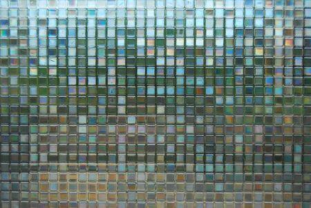 Mosaic Background Glass Pattern