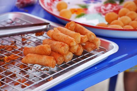 spring roll: Many Spring Roll Group