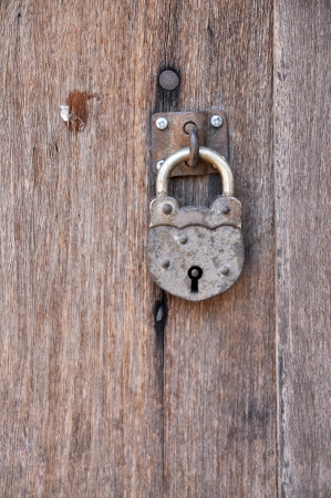 oxidize: Old Key Vintage Lock Wood Door