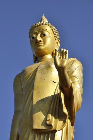 Big Statue Buddha Thailand Outdoor Stand