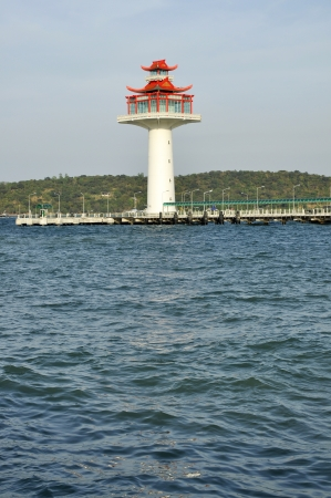 Lighthouse Day Chinese Style New