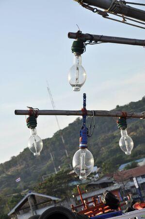 Boat Lamp Hang Outdoor Fishing