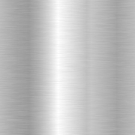 Seamless brushed metal texture. Vector steel background with scratches. Stock Vector - 109734527