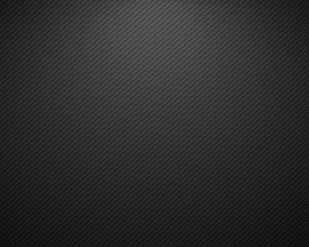 Dunkler horizontaler Hintergrund mit diagonalen Streifen. Vektorhintergrund mit Beleuchtung.
