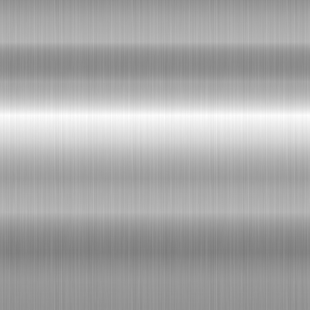 Seamless brushed metal texture. Vector steel background with scratches. Stock Vector - 124294799