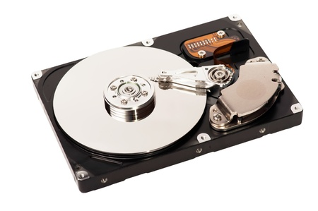 Hard disk  general view  photo