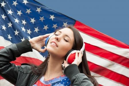 学習言語 - アメリカ英語の女の子, クローズ目