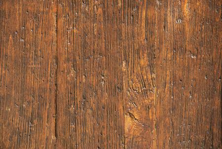ウッド テクスチャ古いオーク材のテーブルの上 写真素材 - 23074133