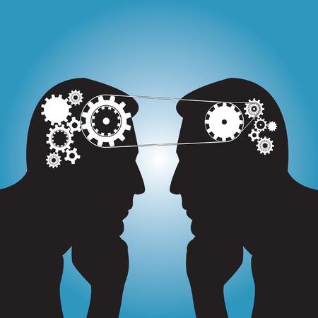 consider: Team work concept